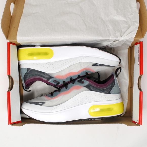 the latest 195eb 6cec7 NEW Nike Air Max Dia SE QS Sneaker Sz 9.5